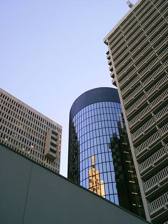 Wolkenkrabber in Atlanta