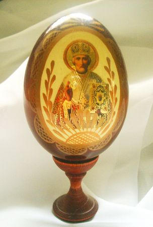 nicholas: St. Nicholas Easter egg