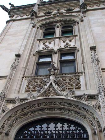 Biltmore Estate - architectonische details