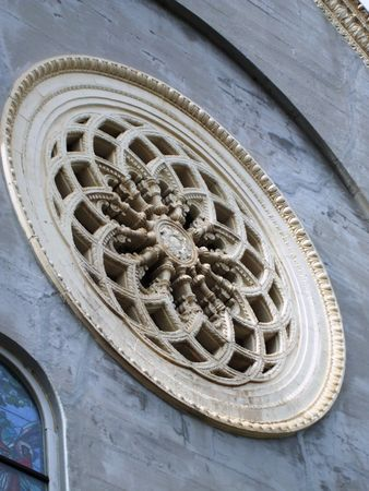 Memorial Presbyterian Church - St. Augustine, FL Banque d'images - 2300026