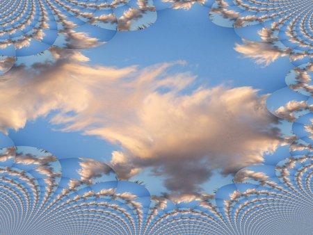 Cloud - fractal
