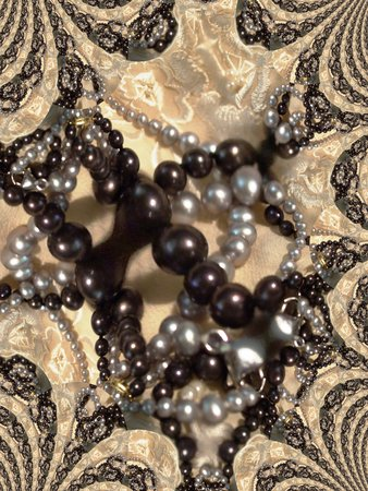 Pearls - fractal