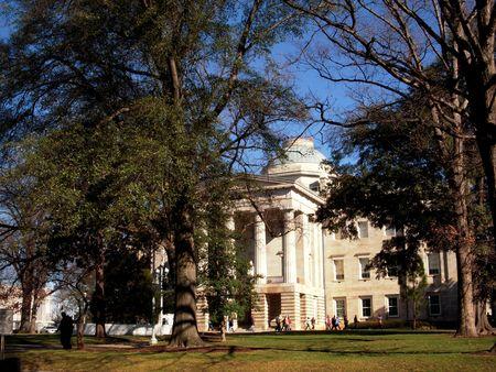 North Carolina Capitol gebouw