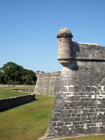 Old Spanish fort
