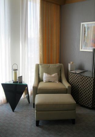 February 18, 2012 - spa interior at the Ritz hotel, Charlotte, NC Stock Photo - 12280162