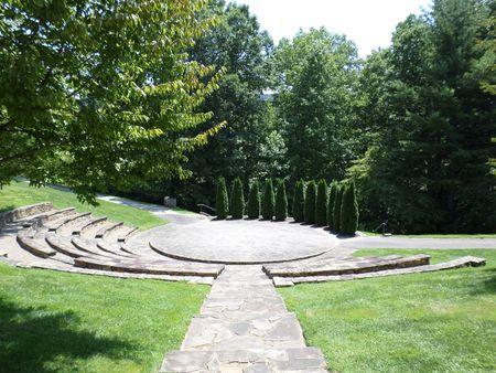 Amphitheater Reklamní fotografie