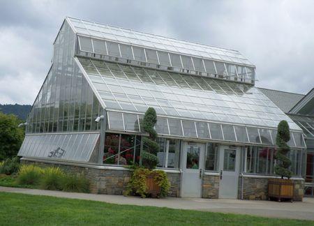 conservatory: August 2, 2014 - North Carolina Arboretum - Conservatory