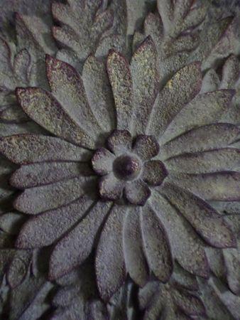 rosette: Wall art rosette