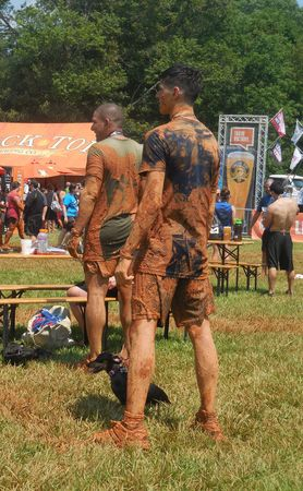 June 4, 2016 - Huntersville, NC - Warrior Dash Stock Photo - 78727517