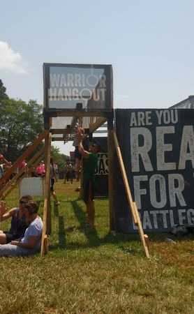 June 4, 2016 - Huntersville, NC - Warrior Dash Stock Photo - 78727518