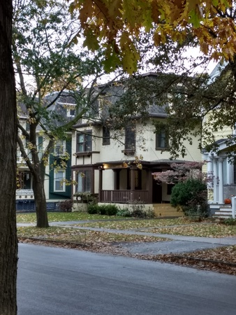 Editorial - November 15, 2017 - Rochester, NY - Old house Editorial