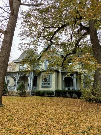 Editorial - November 16, 2017 - Rochester, NY - Historic house Editorial