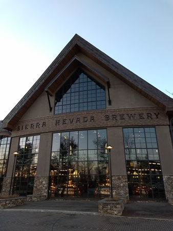 Editorial - January 5, 2018 - Sierra Nevada brewery, Asheville area, NC