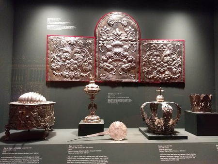Editorial - January 6, 2018 - Religious artefacts at Mint Museum of Arts, Charlotte, NC