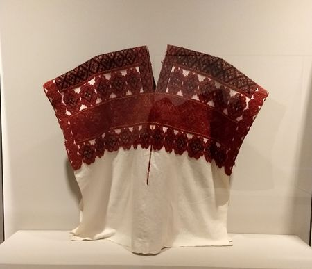 Editorial - January 6, 2018 - Ethnic embroidery at Mint Museum of Arts, Charlotte, NC