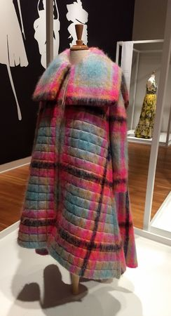 Editorial - January 6, 2018 - Couture exhibit at Mint Museum of Arts, Charlotte, NC