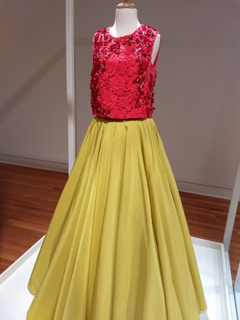 Editorial - January 6, 2018 - Couture exhibit at Charlotte Mint Museum Editorial
