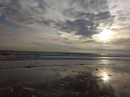Ocean before a storm