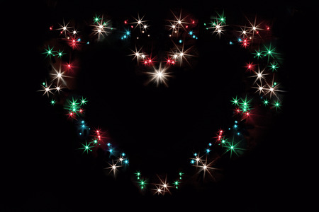 pretty s shiny: heart of light