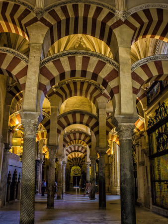 regarded: The mosque is regarded as the one of the most accomplished monuments of Moorish architecture