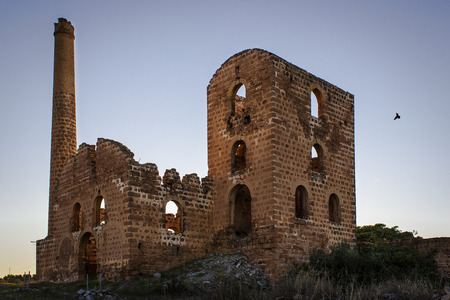 elongated: the Linares Mine Ruins are a stunning reminder of Linaresl