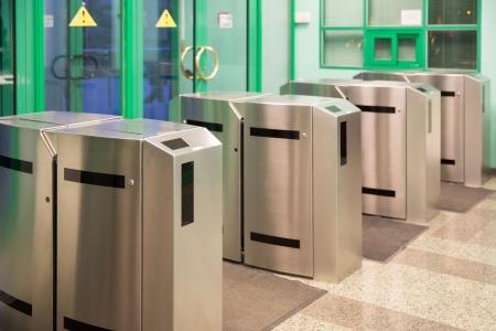 Security gateway en elektronische kaartlezer