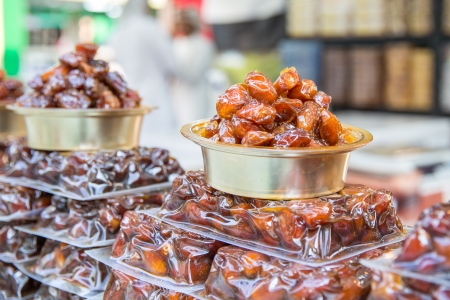 nice looking dates selling in asian market photo