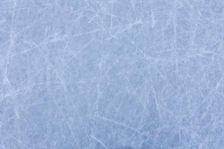 Ice rink texture Standard-Bild