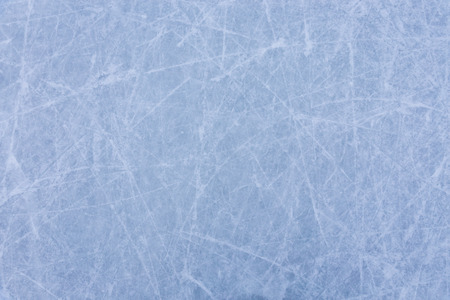 surface: Ice rink texture Stock Photo