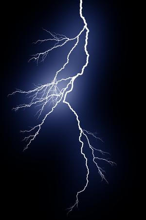 sky  dramatic: Lightning