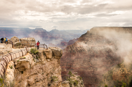 west river: view of Grand Canyon , Arizona, USA