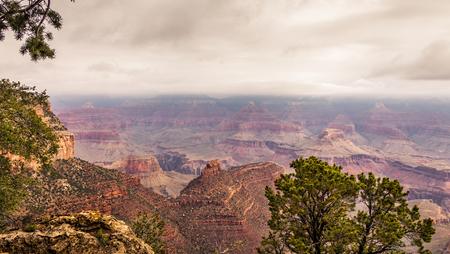 view of Grand Canyon , Arizona, USA