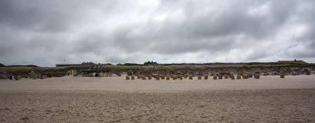 groyne: Sandy beach, north sea, westernland