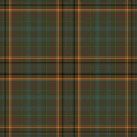 Tartan Seamless Cloth Pattern