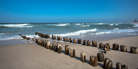 beach on the northern sea, the island of sylt.