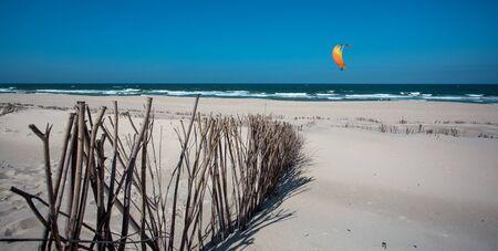 Sylt Island. North Sea. Beach. Stock Photo