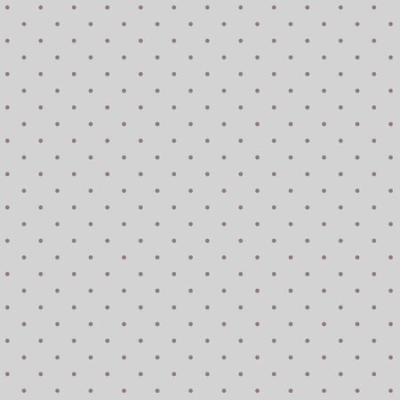 Grey vector pattern with small purple polka dots 일러스트