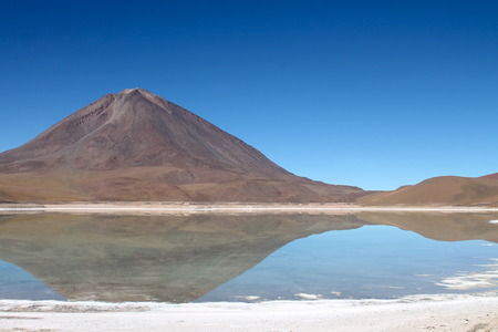 Lincancabur Vulcan - Bolivia