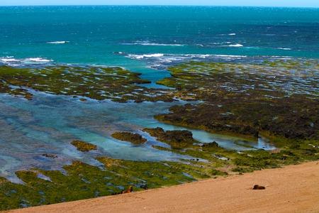Puerto Madryn - ARGENTINA Stock Photo
