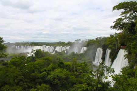 Iguazù - Brazil Stock Photo