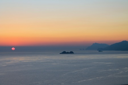 Sunset Costiera Amalfitana