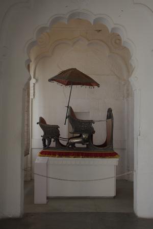 maharaja: Mehrangarh Fort in Jodhpur, India Editorial
