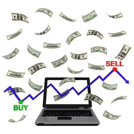 Electronic trading on the Exchange
