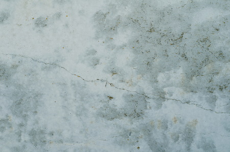 Texture of dry salty soil, dry land with crytals of salt