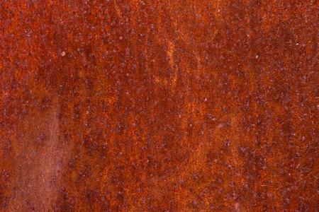 Textura de fondo de pared de hierro pintado vintage