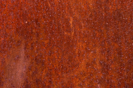 Texture of vintage painted iron wall background
