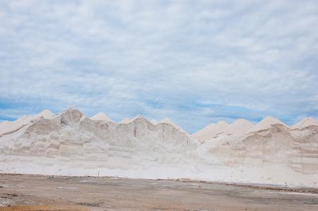 sel: Mountain of salt