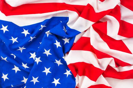 balloting: US flag