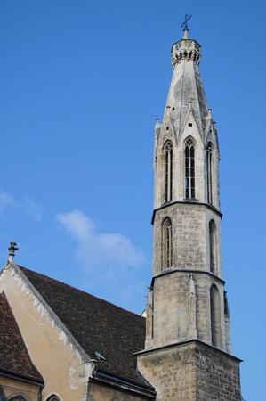 Goat La chiesa gotica a Sopron, Ungheria