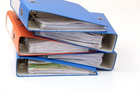 ring binder: Office binder